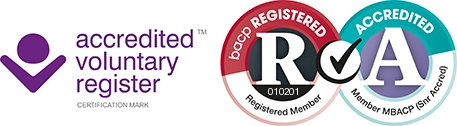 BACP Registered and Accredited